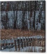 Boardwalk Series No2 Acrylic Print