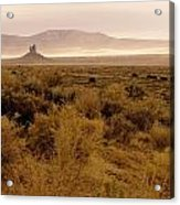 Boar's Tooth Wyoming Acrylic Print
