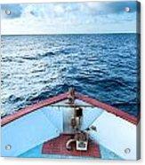 Boat Bow Acrylic Print