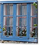 Boat House Windows Acrylic Print