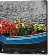 Boat Parade Acrylic Print