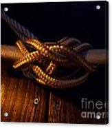 Boat Tie Acrylic Print