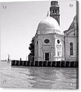 Boat To Murano Acrylic Print