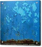 Boathouse Door Acrylic Print
