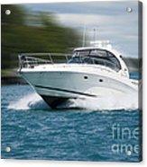 Boating 01 Acrylic Print
