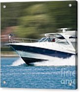 Boating 02 Acrylic Print