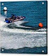 Boatnik Races 1 Acrylic Print