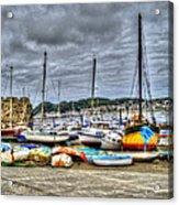 Sail Boats Acrylic Print