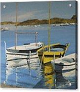 boats of Cadaques Acrylic Print