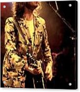 Bob Geldof Acrylic Print