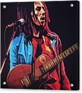 Bob Marley 2 Acrylic Print