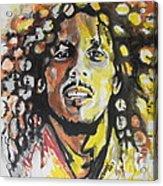 Bob Marley 02 Acrylic Print