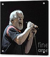 Bob Seger 6046-1 Acrylic Print