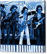 Boc #103 In Blue Acrylic Print