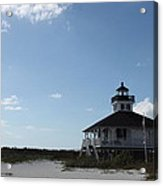 Boca Grande At Twiglight Acrylic Print