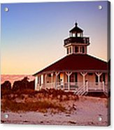 Boca Grande Lighthouse - Florida Acrylic Print