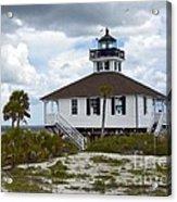 Boca Grande Lighthouse II Acrylic Print