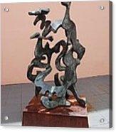 Boca Sculpture Acrylic Print