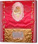 Bodhisattvas Flower At One Hundred Acrylic Print