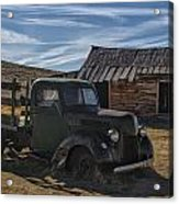 Bodie Abandoned Truck Acrylic Print