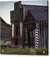 Bodie Bar And Barber Acrylic Print