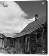 Bodie Collapse Acrylic Print