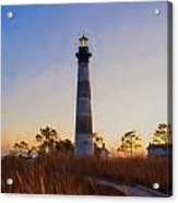 Bodie Island Lighthouse - D Acrylic Print