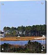 Bodie Island Lighthouse 2765 Acrylic Print