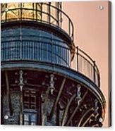 Bodie Island Lighthouse Close-up Acrylic Print