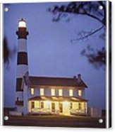 Bodie Light Just After Dark Acrylic Print
