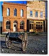 Bodie Storefront Acrylic Print
