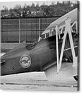 Boeing 100-f  P-12 Prototype Acrylic Print