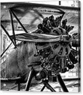 Boeing 100p Fighter II Acrylic Print