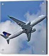 Boeing 737-800 Acrylic Print