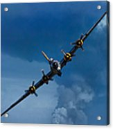 Boeing B-17 Flying Fortress Acrylic Print