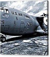 Boeing C-17 Airplane Acrylic Print