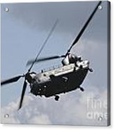 Boeing Chinook Acrylic Print