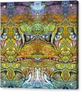 Bogomil Variation 12 Acrylic Print by Otto Rapp