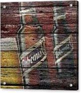 Bohemia Beer Acrylic Print