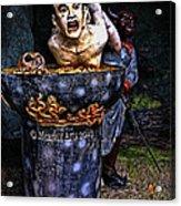 Boil Down Acrylic Print
