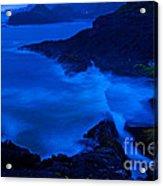 Boiler Bay Acrylic Print