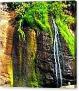 Boiler Bay Stream 17178 Acrylic Print