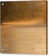 Boise River Sunrise Acrylic Print