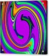 Bold And Colorful Phone Case Artwork Designs By Carole Spandau Cbs Art Exclusives 105 Acrylic Print