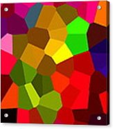 Bold And Colorful Phone Case Artwork Designs By Carole Spandau Cbs Art Exclusives 107  Acrylic Print