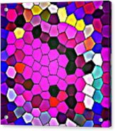 Bold And Colorful Phone Case Artwork Designs By Carole Spandau Cbs Art Exclusives 113 Acrylic Print