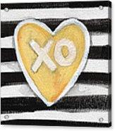 Bold Love Acrylic Print