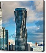 Bold Towers Acrylic Print