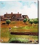 Bolingbrook Golf Club Acrylic Print