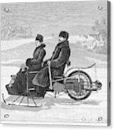Bollee Carriage, 1898 Acrylic Print